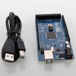 Junta de Desarrollo Arduino Mega 2560 D1208 con cable USB