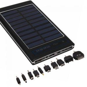Solar de corriente USB Cargador de bater¨ªa para la c¨¢mara del MP3 del tel¨¦fono celular iPhone
