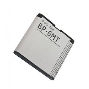 1050mAh Bp-6Mt Bater¨ªa para Nokia E51 N81 8Gb N82
