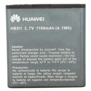 1100mAh HB5I1 Bater¨ªa para Huawei M735