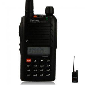 8 kilometros 128 caps recargable radio de dos v¨ªas Walkie Talkies KG 689