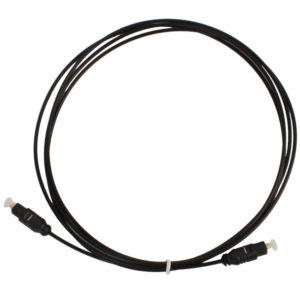 2m Cable de audio digital ¨®ptico de fibra ¨®ptica
