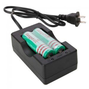 4.2V 1000mAh 18650 Battery Charger with 18650 3600mAh 3.7V Battery