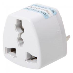 Australia America Europe to Australia Converter Three-pin Plug