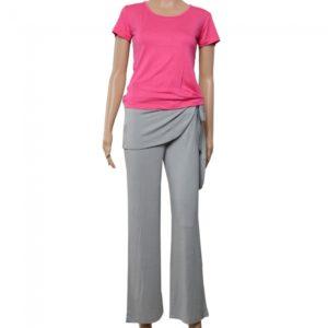3pcs baile femenino de fitness yoga Trajes de la ropa del tama?o XL